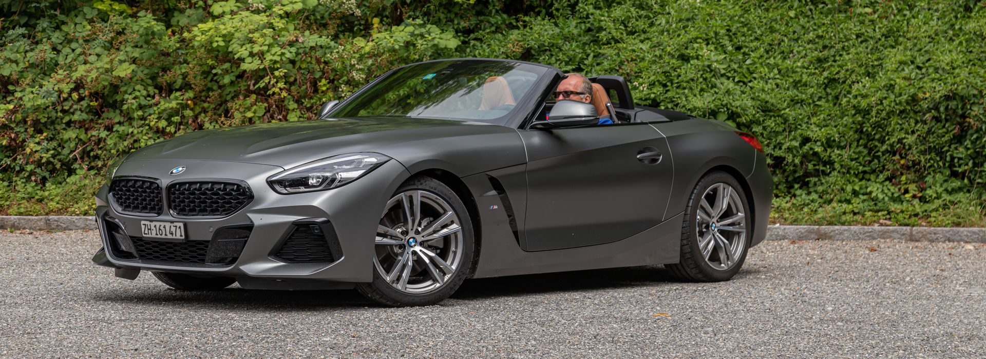 Test BMW Z4 Sdrive 20i