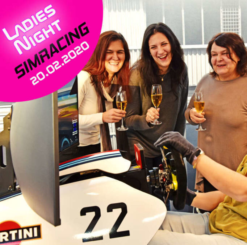 Frauenpower im Simracer!