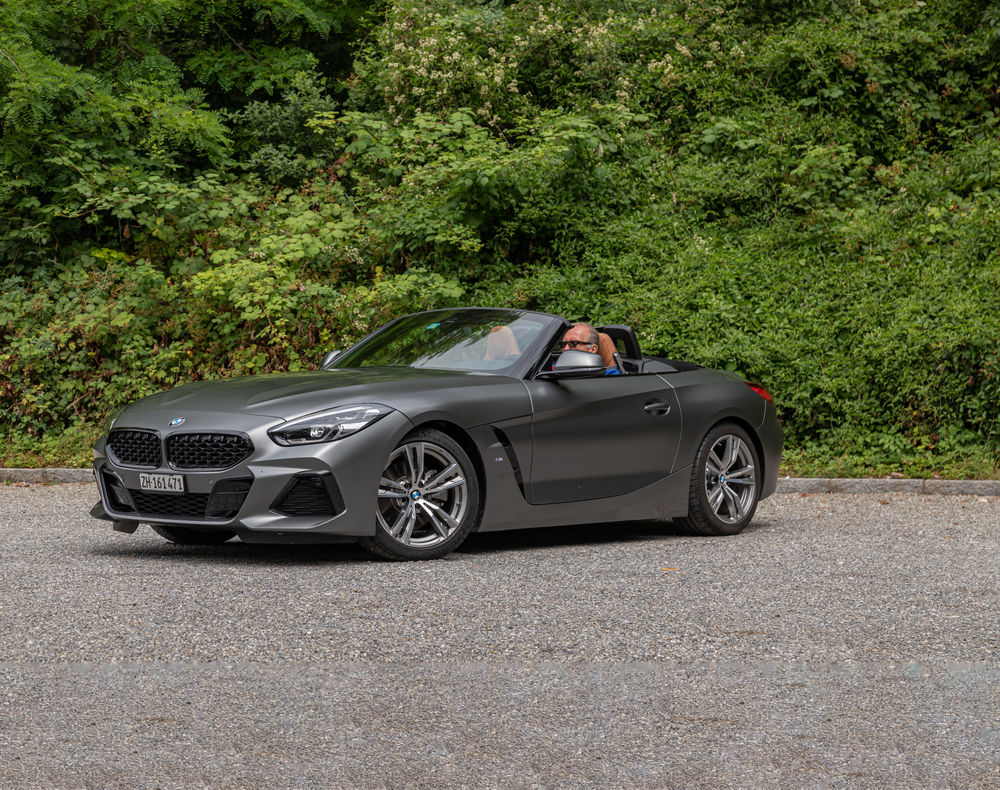 Test : BMW Z4 Sdrive 20i