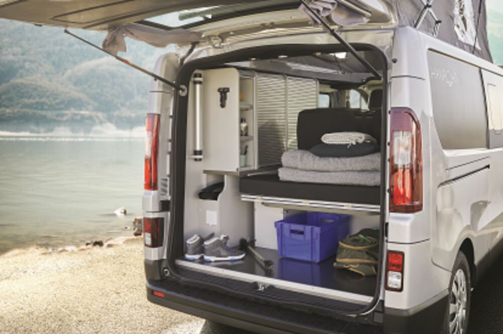 Renault Trafic SpaceNomad 4 und Grand SpaceNomad 5